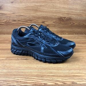 Brooks Adrenaline GTS 15 Black Road Running Shoes